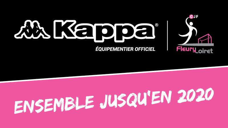 fe15a1da4bc KAPPA et le FLHB sont heureux d'annoncer la prolongation de leur  partenariat pour les trois prochai ...