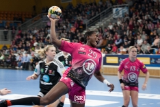 Photos EHF CL Main Round - Match 6 : FLHB / Larvik