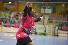 Photos Play-offs - Finale aller : FLHB / Metz